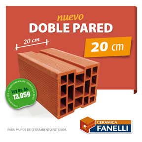 doble pared 20x18x33